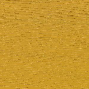 Eichenfurnier, honiggelb lackiert