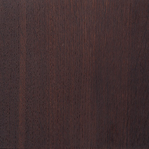 Oak veneer, smoked, matt lacquered