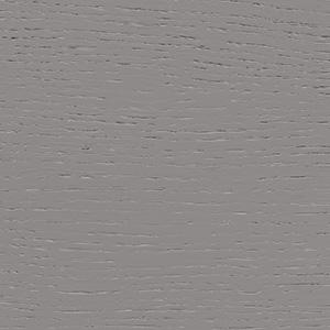 Eichenfurnier, verkehrsgrau lackiert
