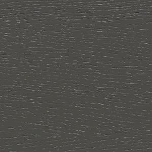 Eichenfurnier, umbragrau lackiert