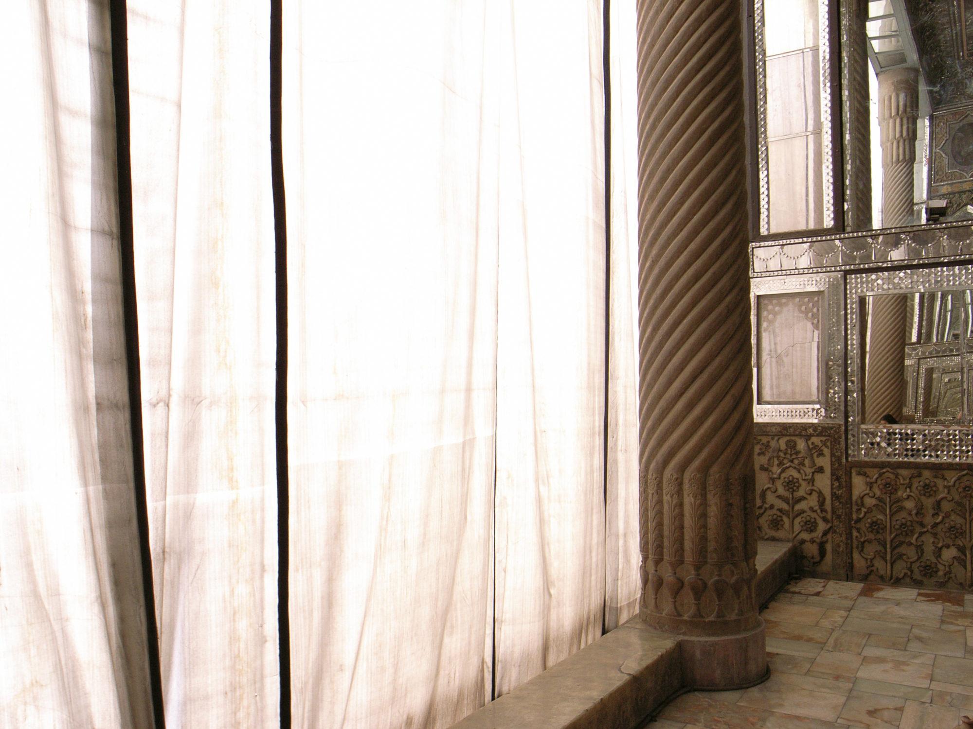 Golestan Palast Teheran, Innenaufnahme