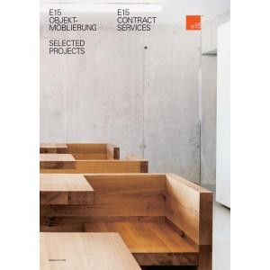 e15 Objektmöblierung Broschüre