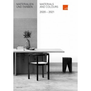 e15 Materialien und Farben 2020