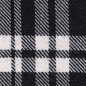 Tartan, Menzies Black And White