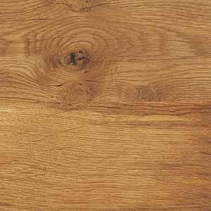 European oak, oiled