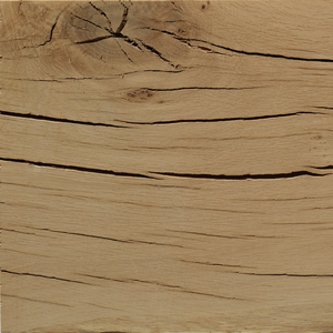 European oak, brushed