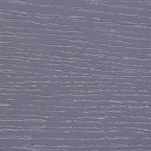 Eichenfurnier, astroviolett lackiert
