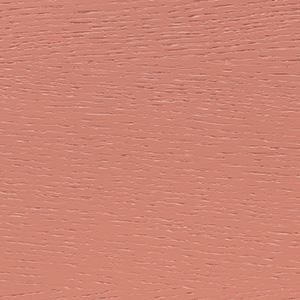 Oak veneer, beigerot lacquered