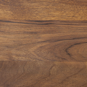European walnut, waxed