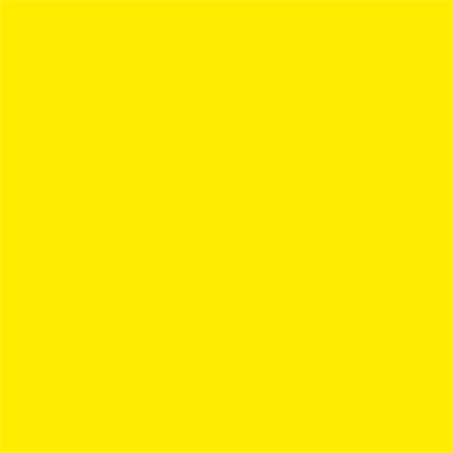 Powder-coated, sulfur yellow